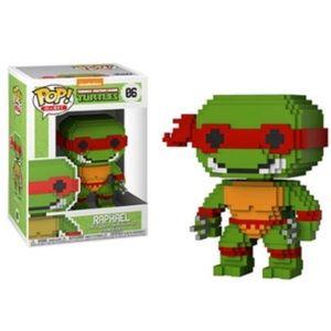 🆕 Listing - FUNKO Pop! 8-Bit Raphael (TMNT) #06
